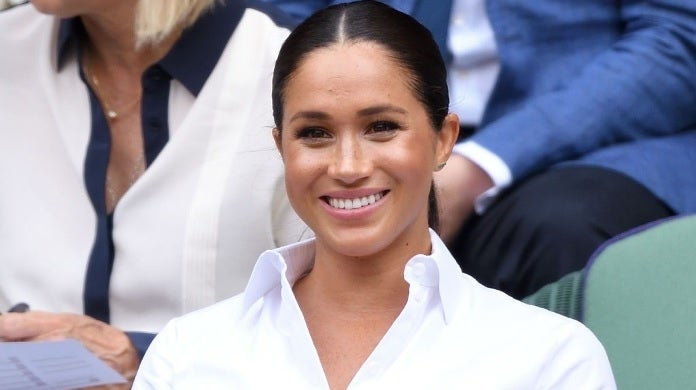 meghan markle wimbledon getty images