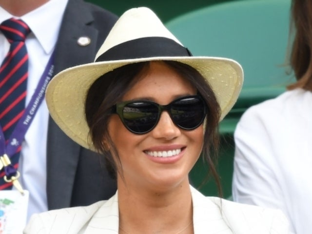 Meghan Markle Reportedly Makes 'Massive Faux Pas' During Wimbledon