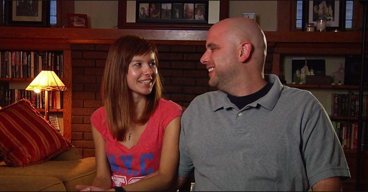 Mike Eloshway and Aziza Eloshway