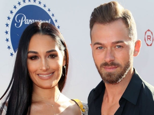 Nikki Bella Dishes on Boyfriend Artem Chigvintsev's 'Baby Fever'
