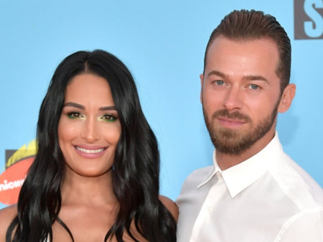 'DWTS': Nikki Bella Teases Artem Chigvintsev's Future 'Beyond the Ballroom' After He Exits Series