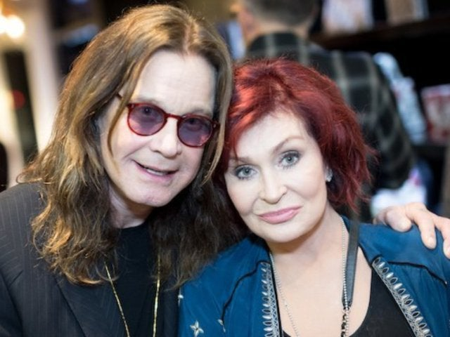 Sharon Osbourne Posts Joyous Anniversary Photo With Husband Ozzy After His Recent Health Scares