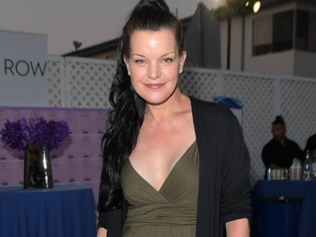 'NCIS' Alum Pauley Perrette Posts Photo With LAPD Officer, Reveals She Sponsors Their Kids Program