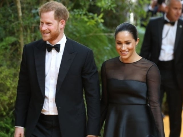 Buckingham Palace Issues Statement Amid Reports Prince Harry and Meghan Markle Set 'Strict Rules' for Neighbors
