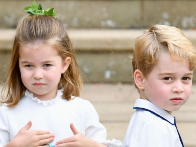 Man Convicted of Torture Came Within Touching Distance of Prince George and Siblings, Report Reveals