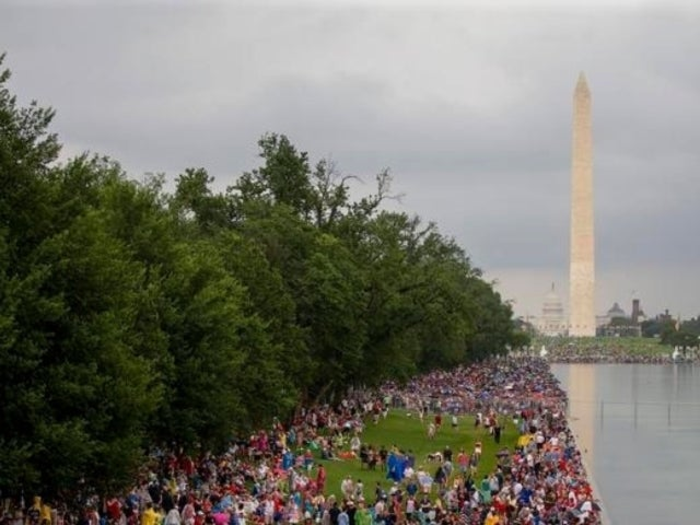 President Trump's 4th of July Celebration: How to Watch, What Channel and What Time Is 'Salute to America'