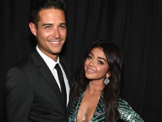 'Modern Family' Star Sarah Hyland Responds to Troll Criticizing New Engagement Ring as 'Obnoxious'