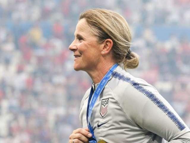 Jill Ellis Stepping Down as US Women's Soccer Coach