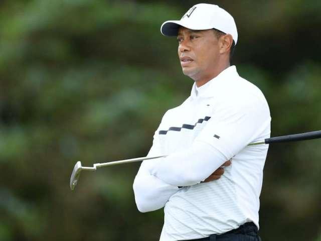 Tiger Woods Announces Next Golf Tournament