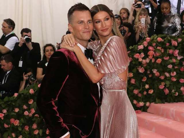 Tom Brady Shares How Gisele Bundchen Makes Him a Better QB and Dad