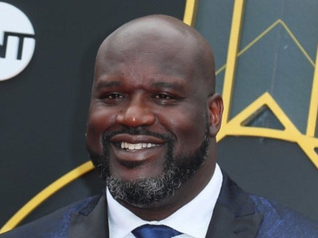 Shaquille O'Neal's Rare Photo With Sons Shareef and Shaqir Has Fans Gushing