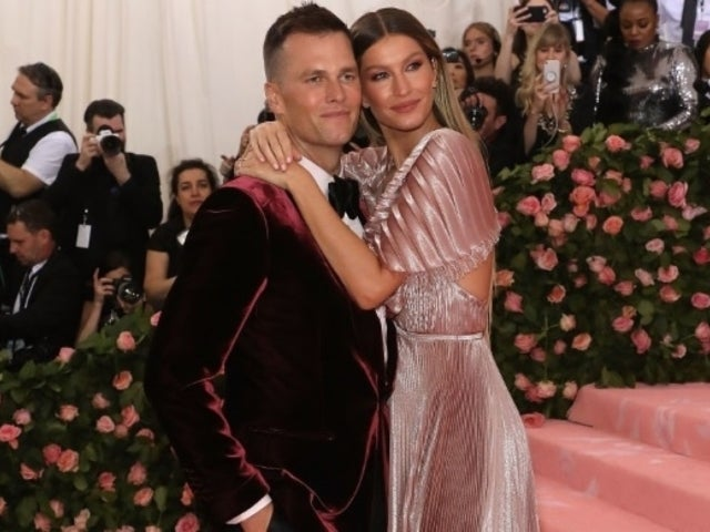 Tom Brady Sends Birthday Love to Wife Gisele Bundchen