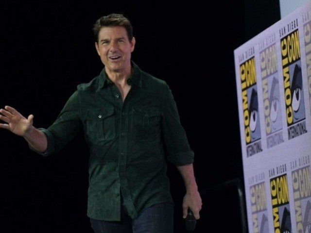 A Fake Tom Cruise Fooled Everyone at San Diego Comic-Con 2019