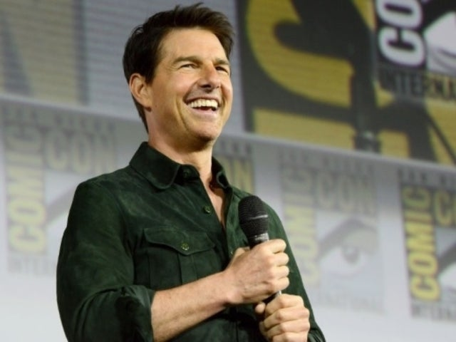 SDCC 2019: Tom Cruise Revives 'Tropic Thunder' Character Les Grossman With Conan O'Brien