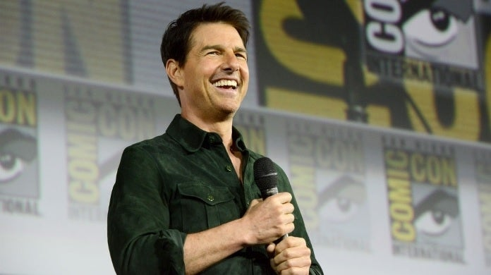 tom cruise sdcc getty images