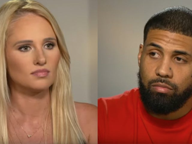 Former NFL Player Arian Foster and Tomi Lahren Battle It out in Heated Video Discussing NFL Banning Kneeling for the Anthem
