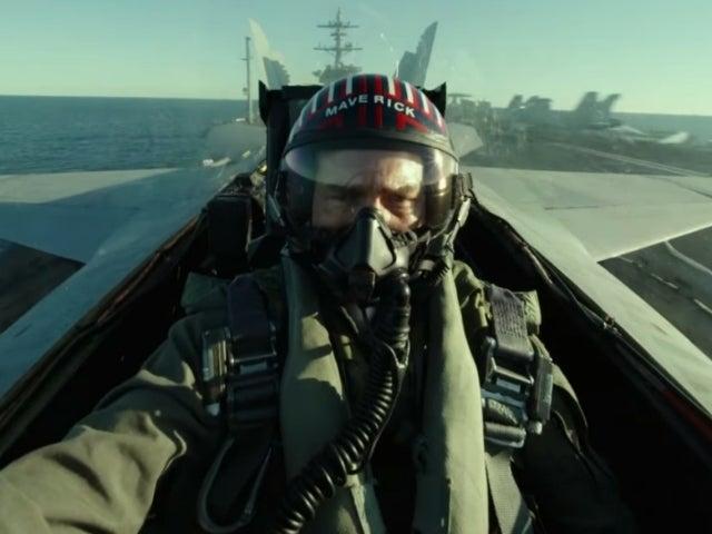 'Top Gun: Maverick' Trailer Released During San Diego Comic-Con 2019