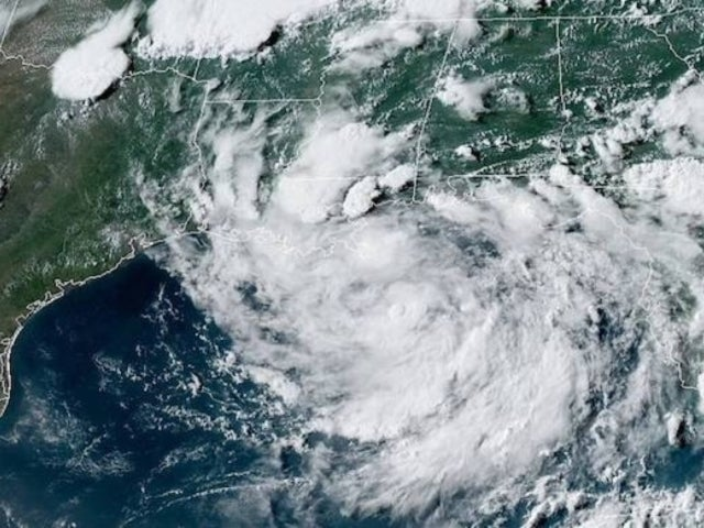 Tropical Storm Barry Officially Forms in Gulf of Mexico, Could Turn Into Hurricane As It Heads Towards Louisiana
