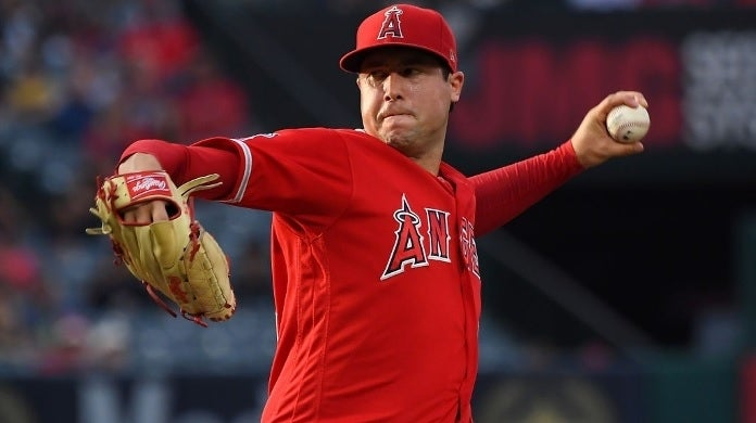 tyler skaggs getty images