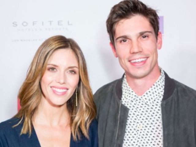 'Vampire Diaries' Star Kayla Ewell Welcomes First Child With Husband Tanner Novlan