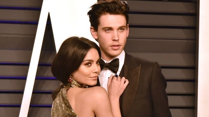 vanessa hudgens austin butler getty images