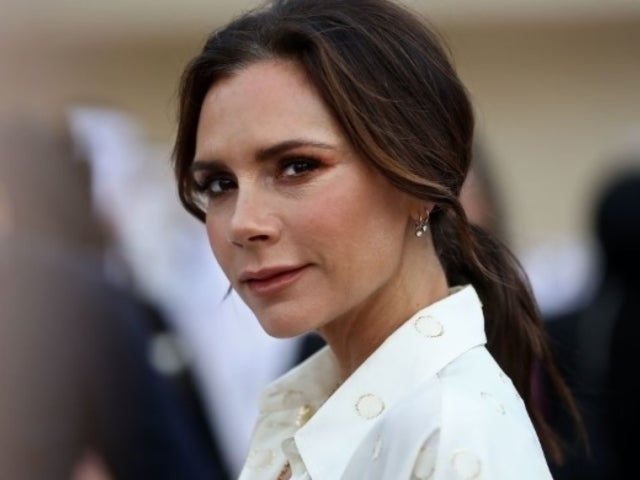 Victoria Beckham's Latest Yoga Pose Photo Has Fans Confused on What's Happening With Her Leg