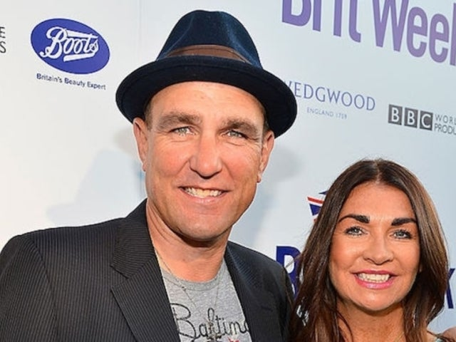Actor Vinnie Jones' Wife Tanya Dies at 53