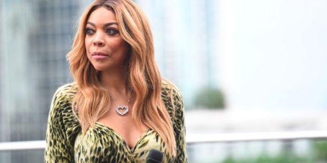 Wendy Williams Makes Inappropriate 'Price Is Right' Joke About Drew Carey's Ex-Fiancee Amie Harwick Dying