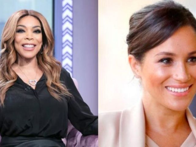 Wendy Williams Reveals Meghan Markle 'Wanted to Work' on 'The Wendy Williams Show'