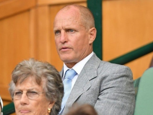 Woody Harrelson Captured Wimbledon Viewers' Attention as He Lived It Up in the Stands