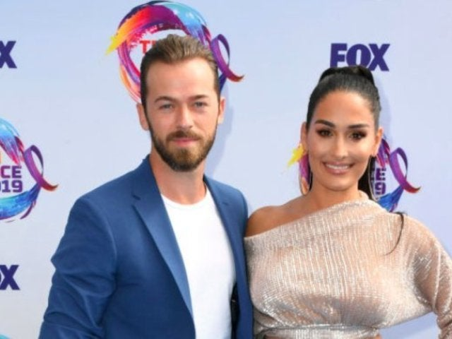 Nikki Bella Gets Candid About Sex Life With 'DWTS' Pro Artem Chigvintsev