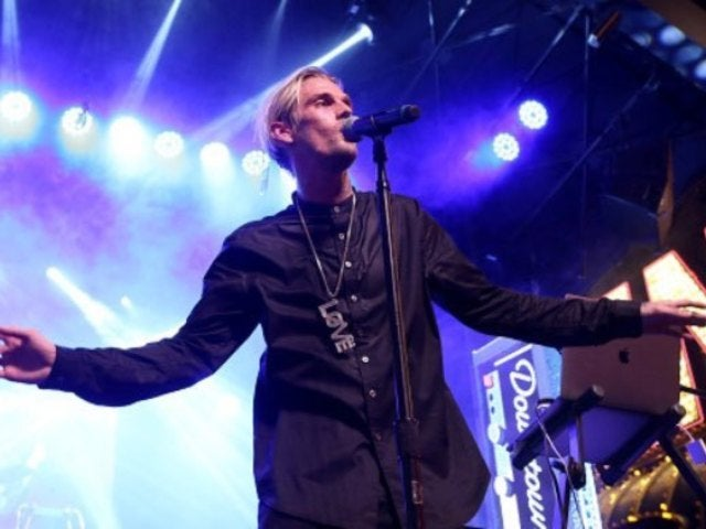 Aaron Carter Says He Needs an Assault Rifle