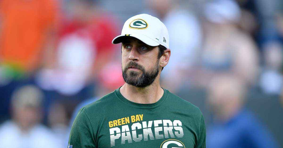Aaron Rodgers Andrew Luck fans booing disgusting