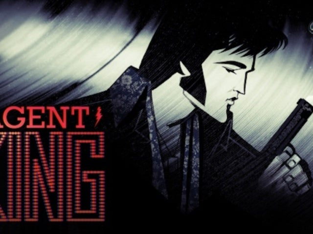 Netflix Orders Elvis Animated Spy Comedy Series 'Agent King' From Priscilla Presley