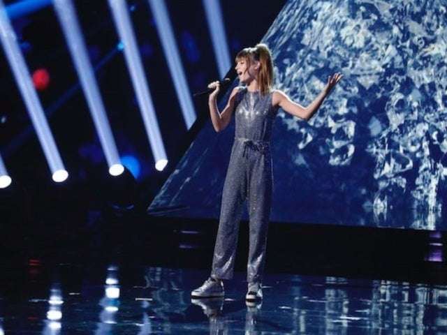 'America's Got Talent': Simon Cowell Makes 13-Year-Old Singer Cry After Performance