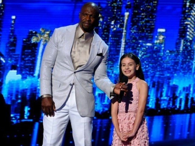 'America's Got Talent': 10-Year-Old Opera Singer Emanne Beasha Hits High Notes With Fans