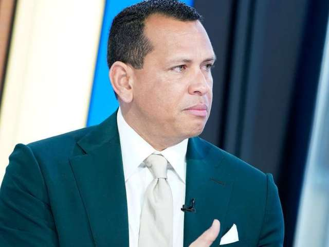 Former MLB Star Alex Rodriguez Says Problem with Kids Today Is Too Much E-Sports