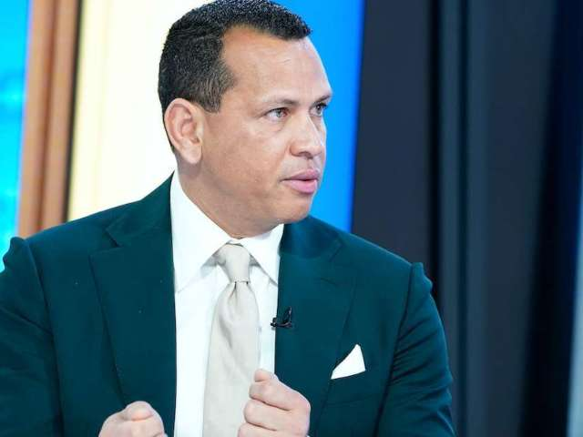 Alex Rodriguez Robbed, $500K Worth of Jewelry and Electronics Stolen From Car
