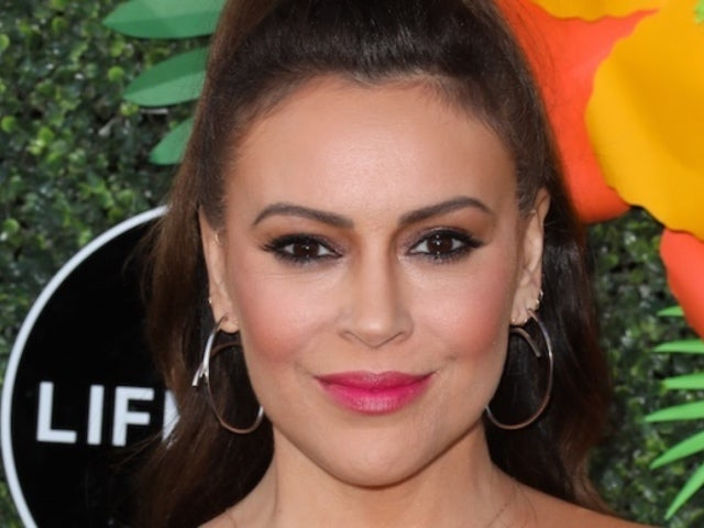Alyssa Milano Reacts to President Donald Trump's Impeachment