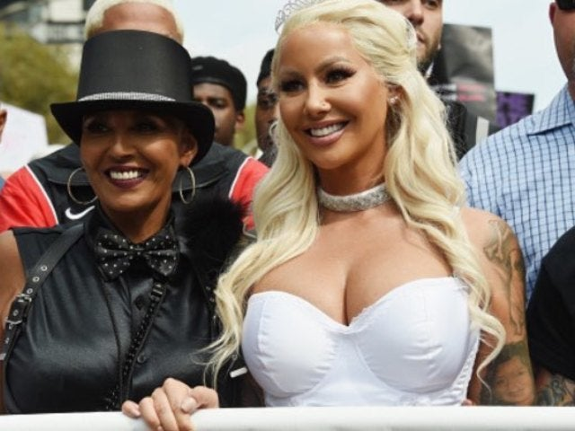 Amber Rose Cancels SlutWalk Because of 'Drug Addict' and 'Abusive Friends'