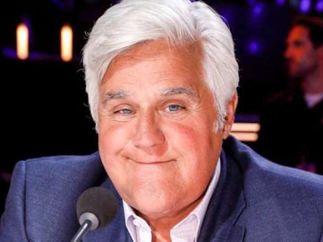 Jay Leno Makes 'America's Got Talent' Appearance, and Twitter Has Thoughts