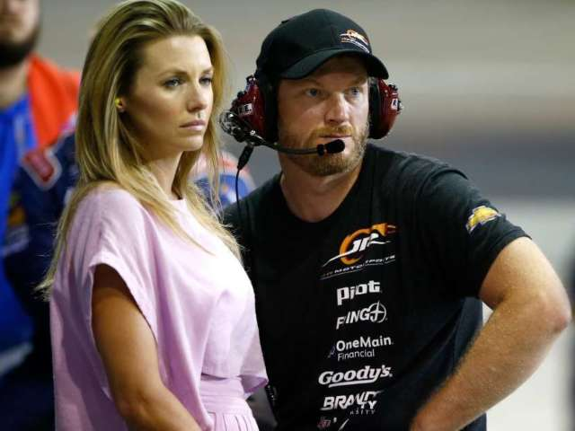 Amy Earnhardt Speaks out After Surviving Plane Crash With Dale Jr.