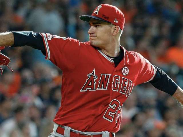 Los Angeles Angels Pitcher Andrew Heaney Reacts to Tyler Skaggs' Cause of Death