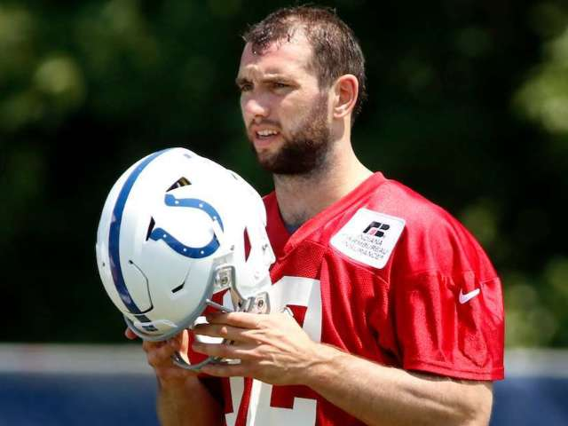 Colts Quarterback Andrew Luck to Retire From NFL at 29 Years Old