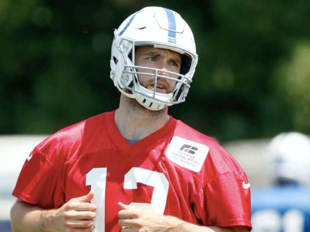 Why Did Colts Quarterback Andrew Luck Retire?