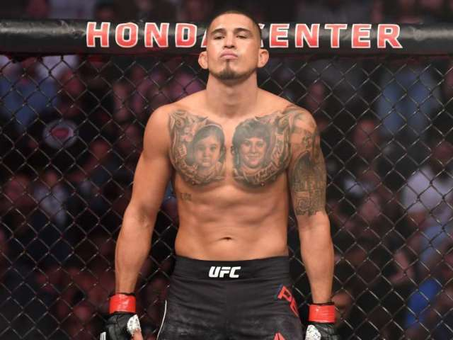 Anthony Pettis Down to Smoke Weed With Nate Diaz After UFC