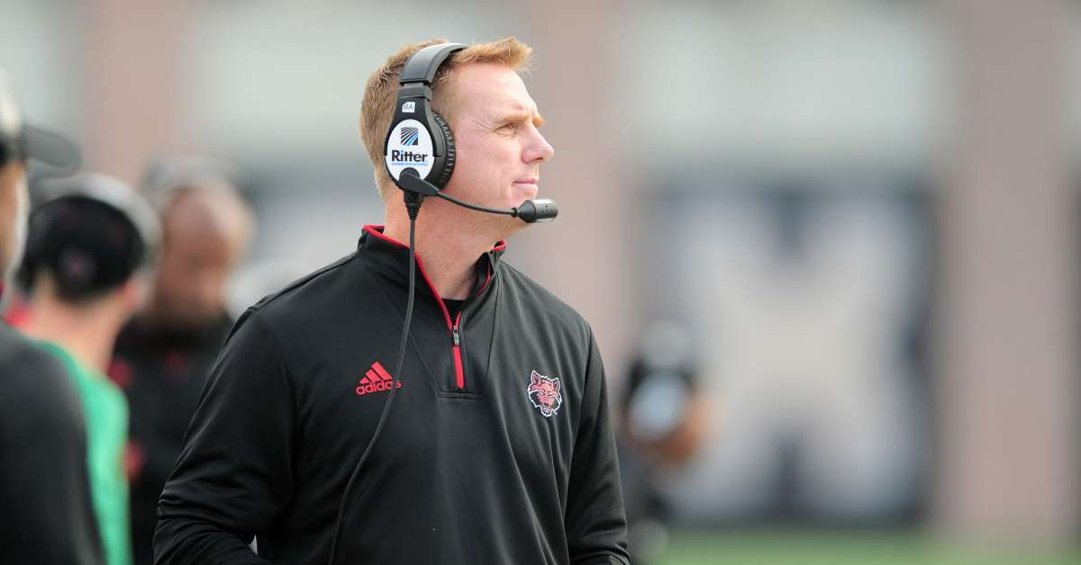 Arkansas State coach wife dies letter