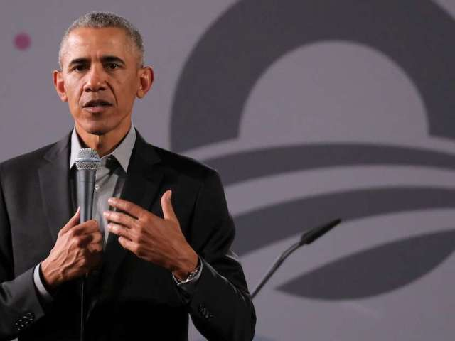 Barack Obama Encourages Wizards Owner Ted Leonsis to Invest in Scouting in Africa