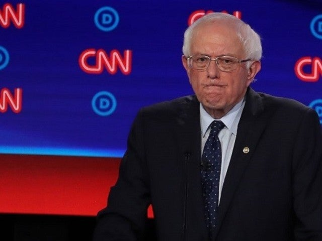 Bernie Sanders Hospitalized Following 'Chest Discomfort' and Blockage in Artery