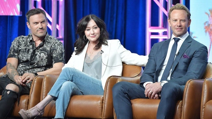 bh90210-shannen-doherty-ian-brian-austin-green-getty